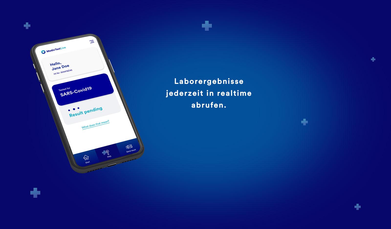 App Design Corona